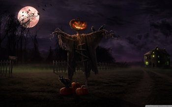 Holiday - Halloween Wallpapers and Backgrounds ID : 446262
