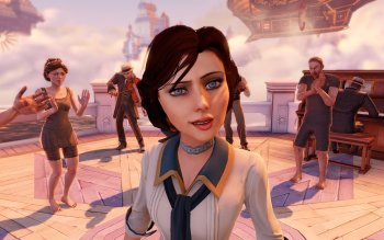 Video Game - Bioshock Infinite Wallpapers and Backgrounds ID : 446448