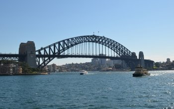 Man Made - Sydney Harbour Bridge Wallpapers and Backgrounds ID : 446860