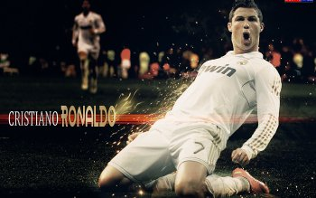 Sports - Cristiano Ronaldo Wallpapers and Backgrounds ID : 446936