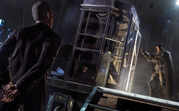 Video Game Batman: Arkham Origins Batman Video Games HD Wallpaper | Background Image