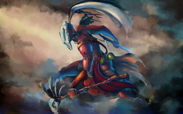 Video Game Diablo III Diablo Warrior Witch Doctor HD Wallpaper | Background Image