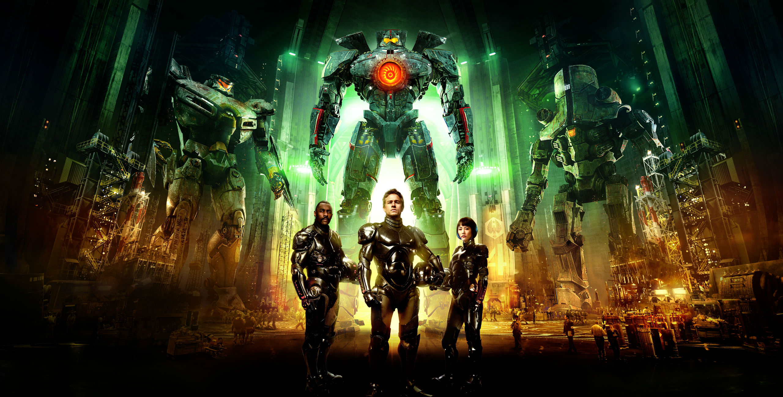 144 Pacific Rim HD Wallpapers