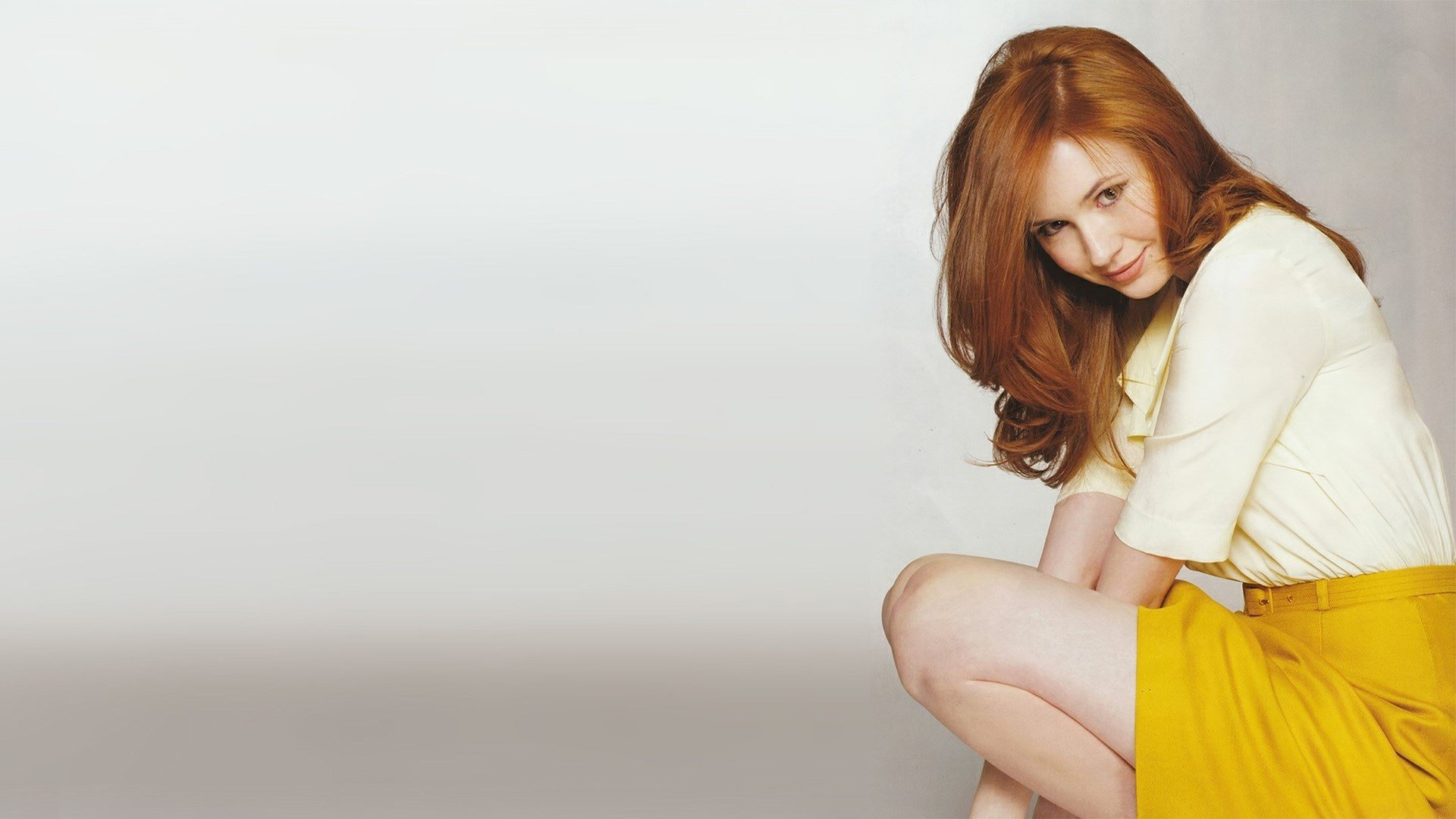 Celebrity - Karen Gillan  Wallpaper
