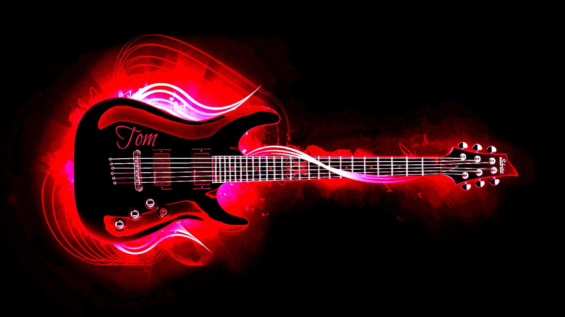 Music Guitar Wallpapers Hd Desktop And Mobile Backgrounds: Guitar HD Wallpaper