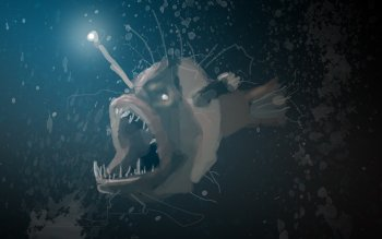 Djur - Anglerfish Wallpapers and Backgrounds ID : 447077