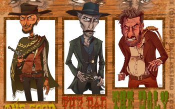 Movie - The Good, The Bad And The Ugly Wallpapers and Backgrounds ID : 447118