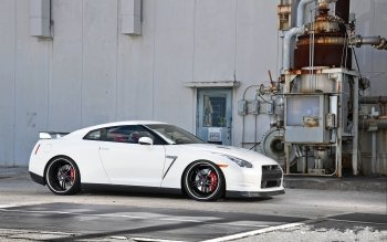 Vehicles - Nissan GT-R Wallpapers and Backgrounds ID : 447753