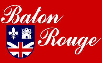 Diversen - Flag Of Baton Rouge Wallpapers and Backgrounds ID : 447958