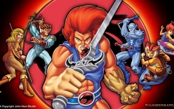 Caricatura - Thundercats Wallpapers and Backgrounds ID : 447979