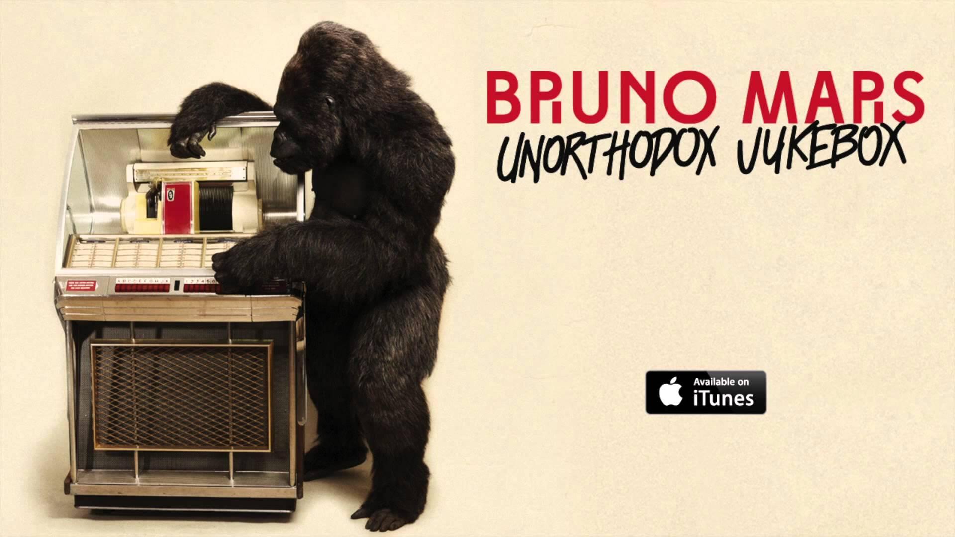 Bruno Mars - Unorthodox Jukebox HD Wallpaper