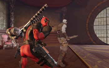 Video Game - Deadpool Wallpapers and Backgrounds ID : 449267