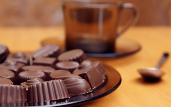 Alimento - Chocolate Wallpapers and Backgrounds ID : 449450