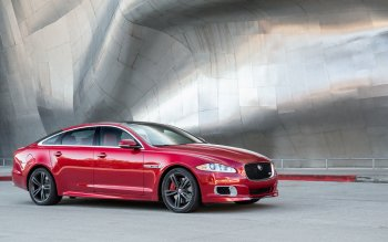 Vehicles - 2014 Jaguar XJR Long Wheelbase Wallpapers and Backgrounds ID : 449669