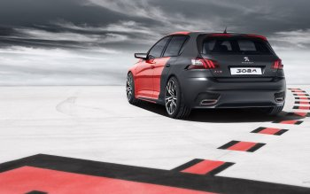 Vehicles - 2013 Peugeot 308 R Concept Wallpapers and Backgrounds ID : 449909