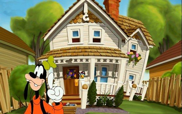 Movie Disney Goofy HD Wallpaper   Background Image