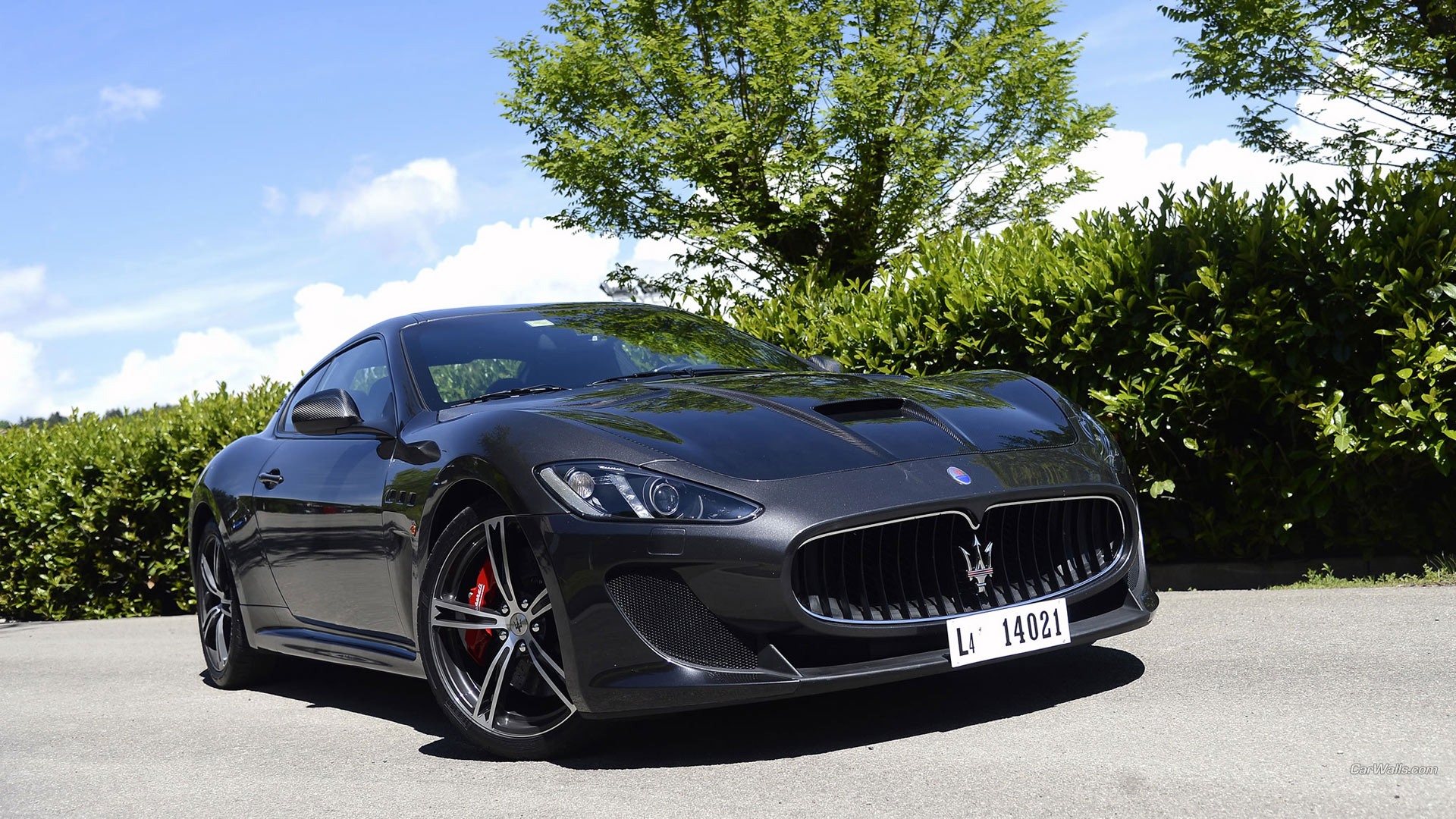 Maserati 2014 Wallpaper Hd