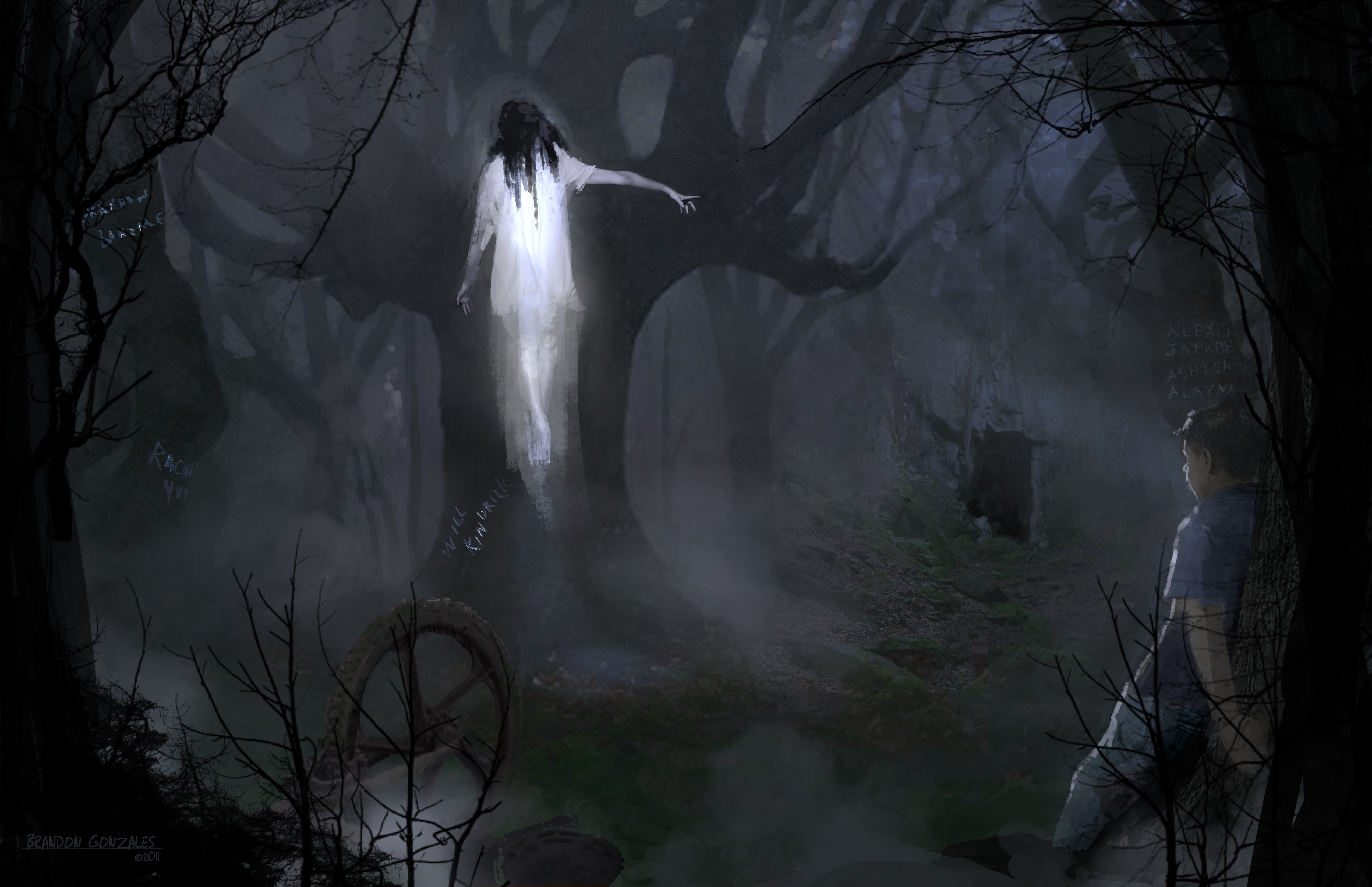 55 Ghost Hd Wallpapers Background Images Wallpaper Abyss