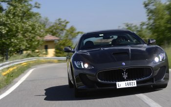 Vehículos - 2014 Maserati GranTurismo MC Stradale Wallpapers and Backgrounds ID : 450033