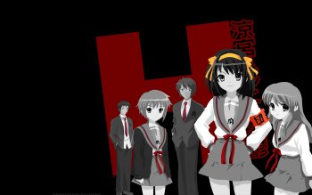 Anime - The Melancholy Of Haruhi Suzumiya Wallpapers and Backgrounds ID : 450145
