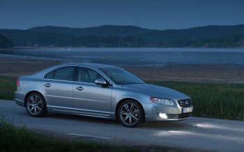 Vehicles - 2014 Volvo S80 Wallpapers and Backgrounds ID : 450515