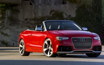 Vehicles - 2014 Audi RS5 Cabriolet Wallpapers and Backgrounds ID : 450563
