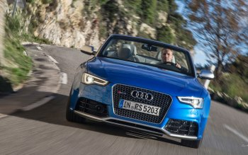 Vehicles - 2014 Audi RS5 Cabriolet Wallpapers and Backgrounds ID : 450577