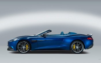 Vehicles - 2014 Aston Martin Vanquish Volante Wallpapers and Backgrounds ID : 450686