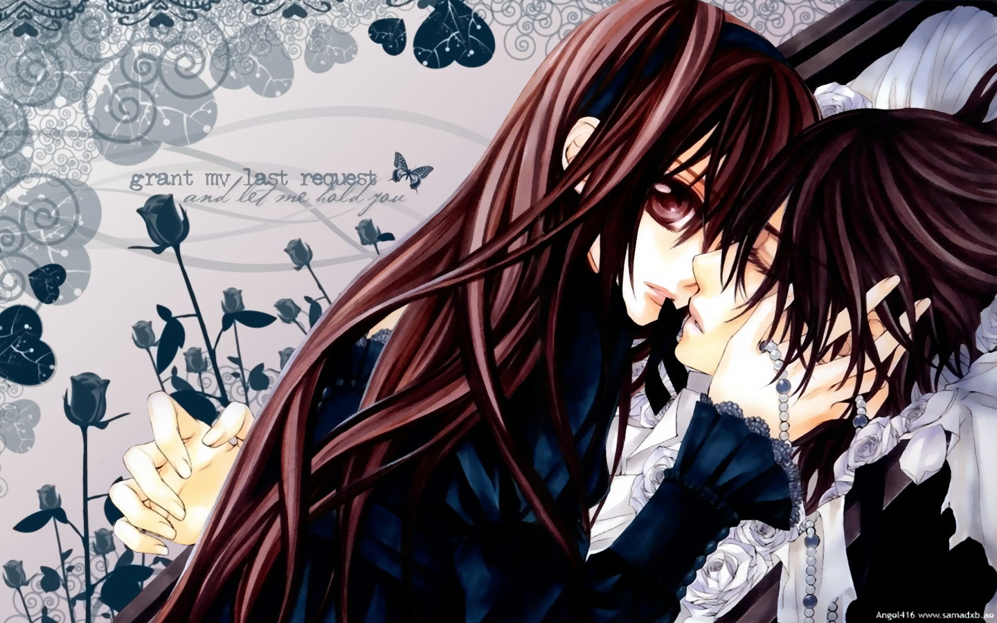 vampire knight Wallpaper and Background Image 1440x900 ID:451802