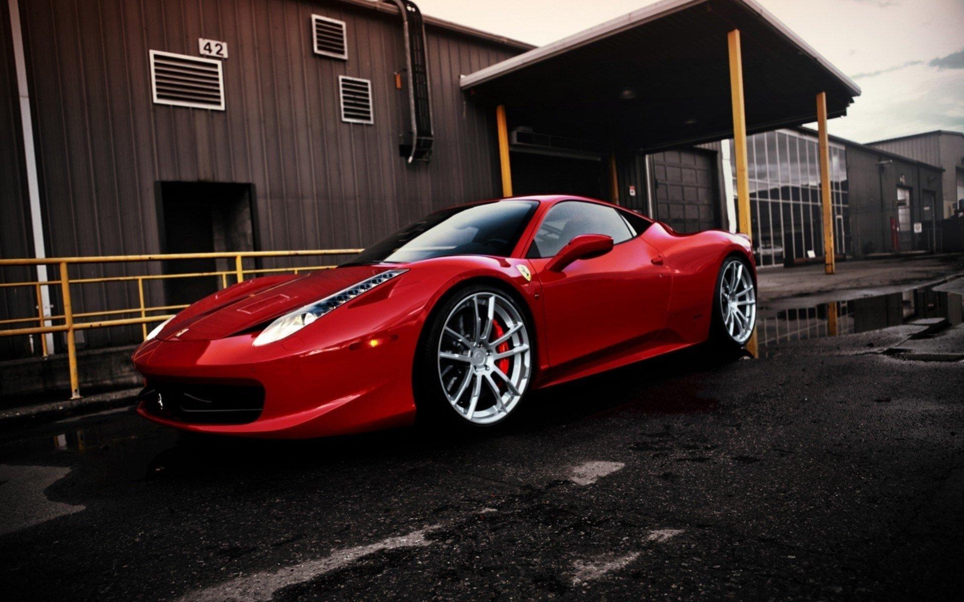 Ferrari 458 Italia HD Wallpaper | Background Image ...