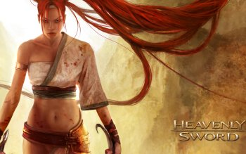 Video Game - Heavenly Sword Wallpapers and Backgrounds ID : 451086