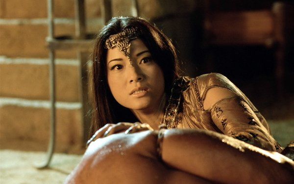 Movie The Scorpion King Kelly Hu HD Wallpaper | Background Image