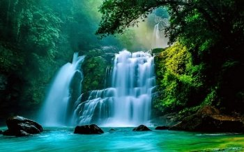 Earth - Waterfall Wallpapers and Backgrounds ID : 452111