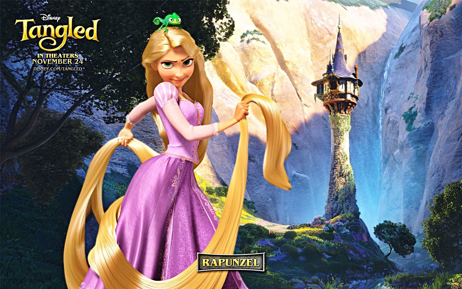 81 Tangled Hd Wallpapers Background Images Wallpaper Abyss