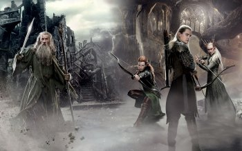 Movie - The Hobbit: The Desolation Of Smaug Wallpapers and Backgrounds ID : 453107