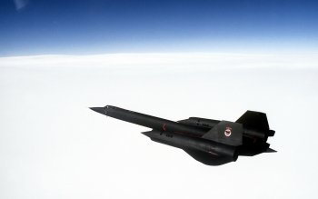 Militär - Lockheed SR-71 Blackbird Wallpapers and Backgrounds ID : 454493