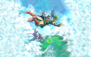 Video Game - The Legend Of Zelda: Skyward Sword Wallpapers and Backgrounds ID : 454542