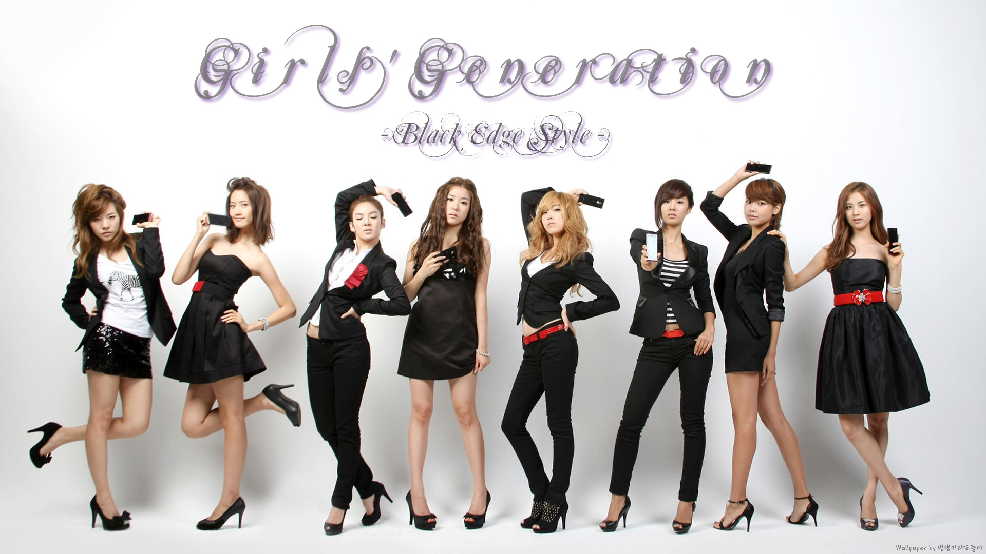 Girls Generation Full HD Wallpaper And Background Image