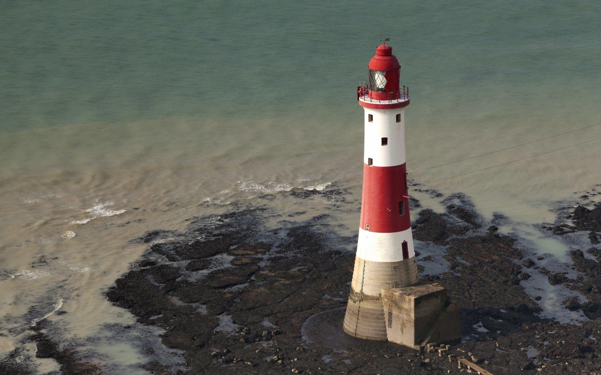 Man Made - Lighthouse  Wallpaper