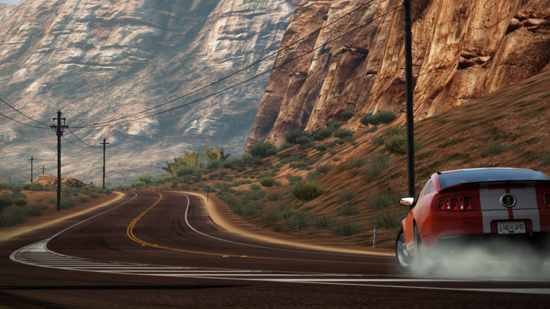 Need For Speed Hot Pursuit Hd Wallpaper Background Image 1920x1080 Id 455878 Wallpaper Abyss