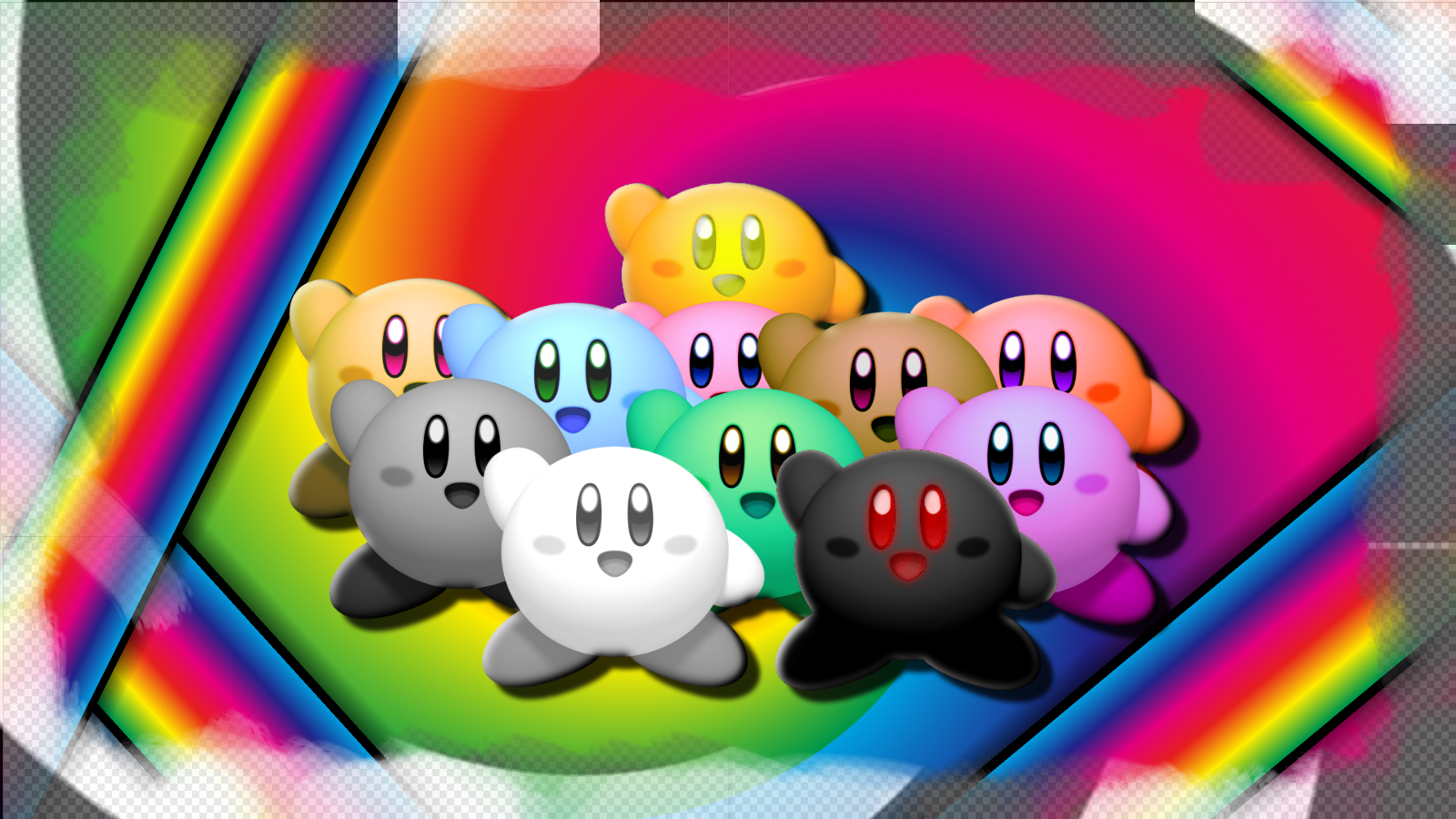 Team Kirby Wallpaper And Background Image