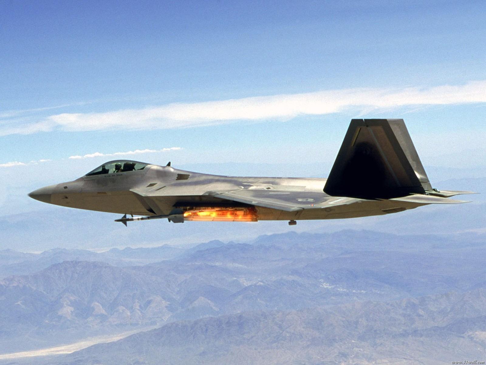 F 22 Raptor Wallpaper: Lockheed Martin F-22 Raptor Wallpaper And Background Image