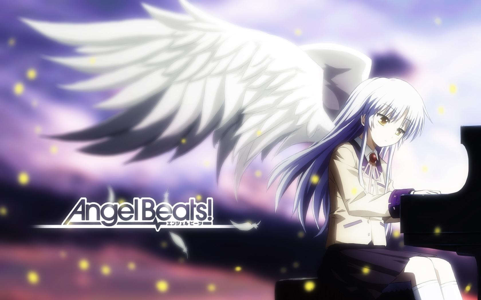 Angel Beats Fondo De Pantalla And Fondo De Escritorio