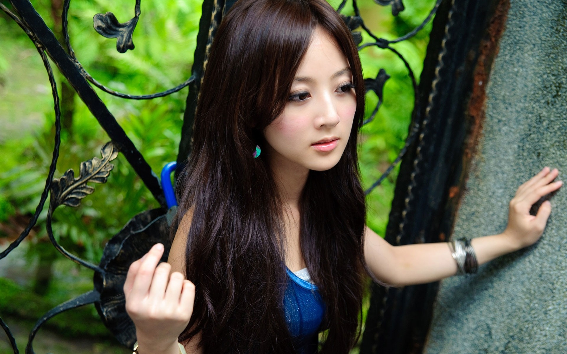 mikako zhang kaijie hd wallpaper  background image
