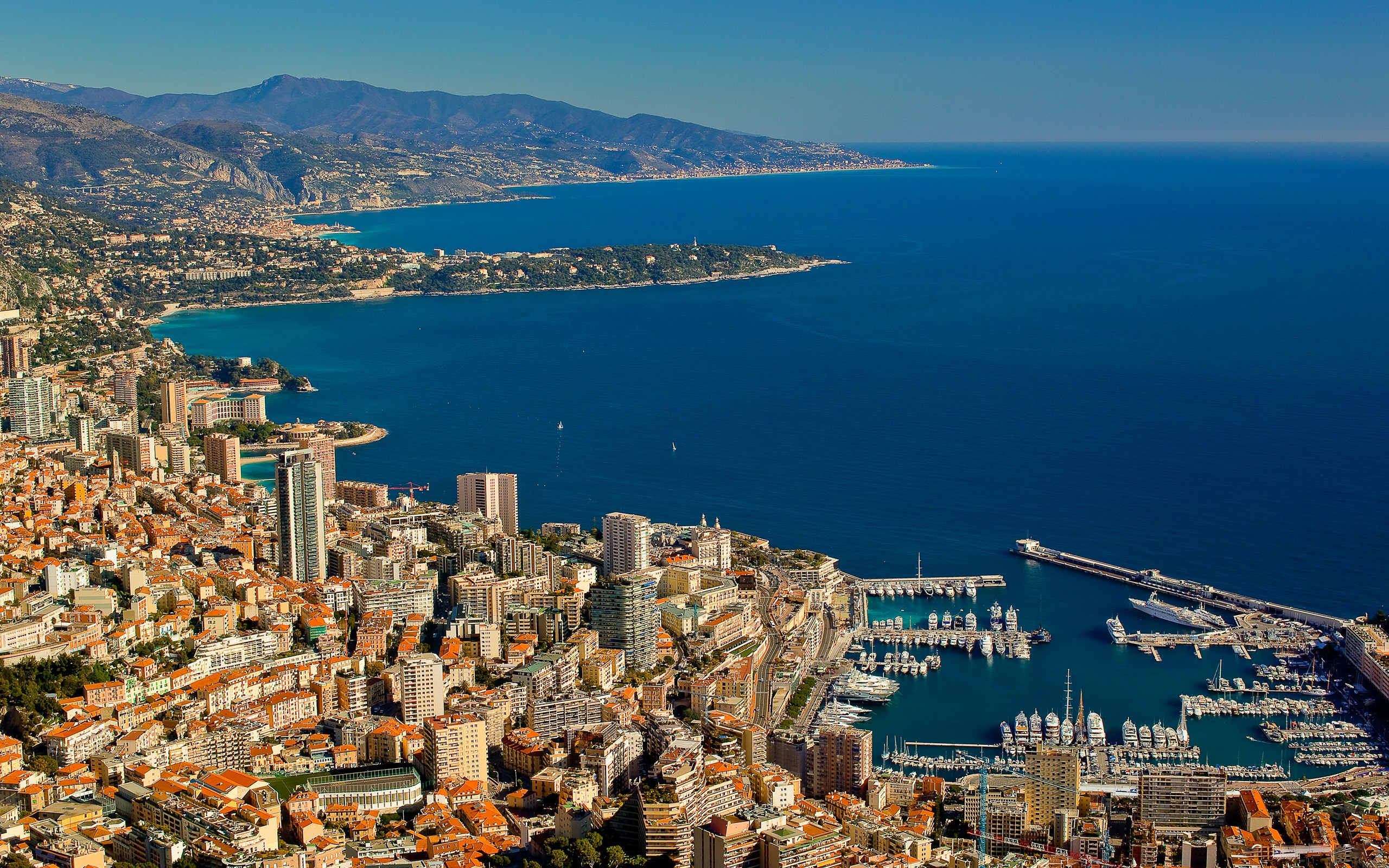 50 Monaco Hd Wallpapers Background Images Wallpaper Abyss