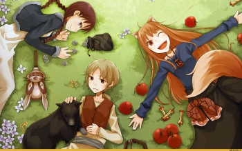 Anime - Spice And Wolf Wallpapers and Backgrounds ID : 457617