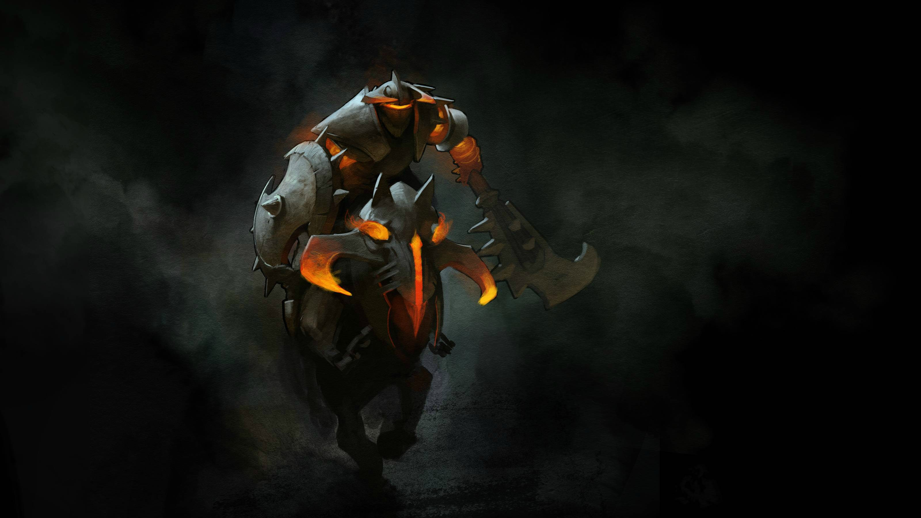 Dota 2 full hd wallpaper and background image 3200x1800 for Deviantart wallpaper