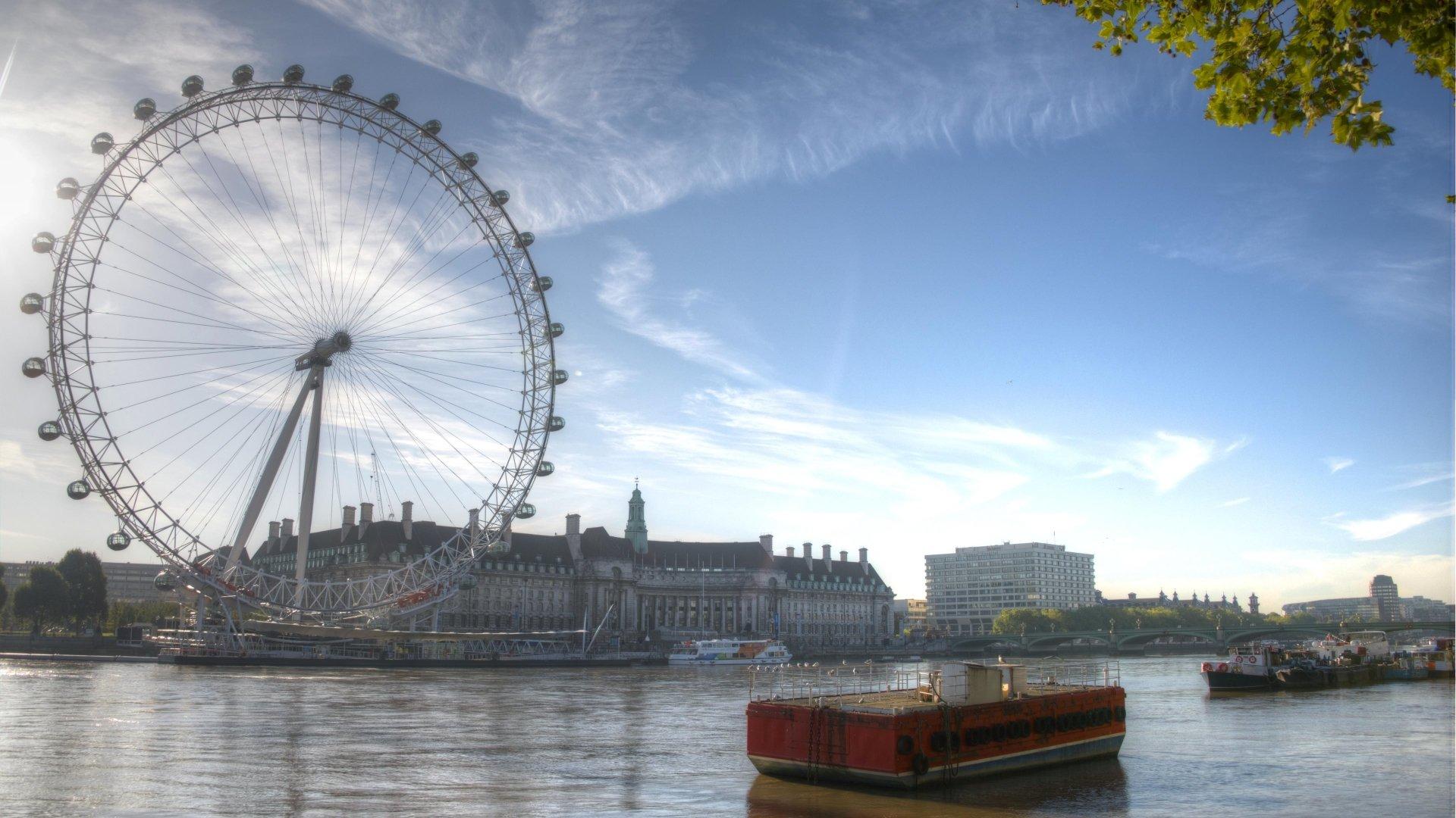 london eye 4k ultra hd wallpaper and background image