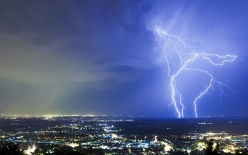 Photography - Lightning Wallpapers and Backgrounds ID : 458198