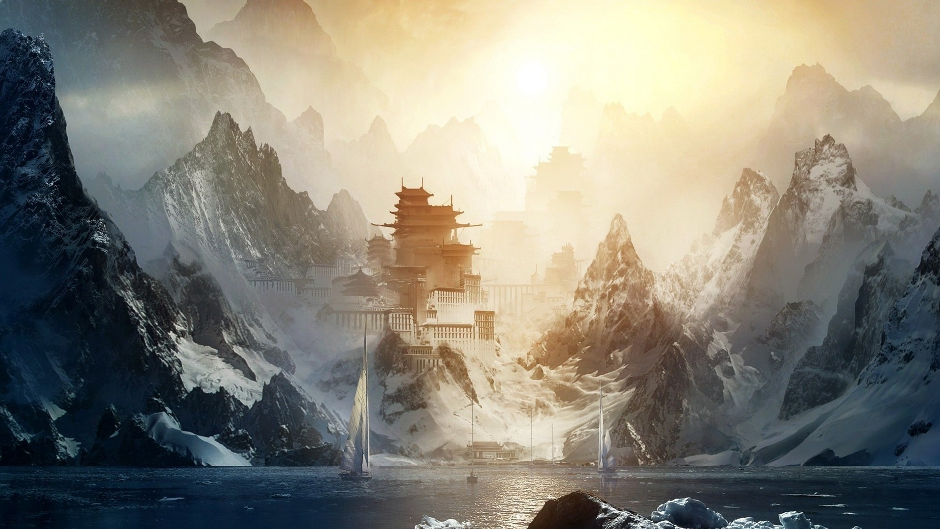 Beautiful Wallpaper Mountain Fantasy - 459655  Pic_45430.jpg